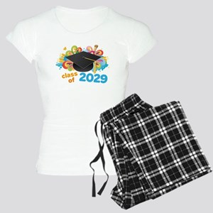 2029 graduation Women's Light Pajamas
