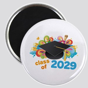 2029 graduation Magnet