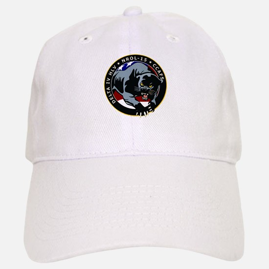 NROL-15 Program Baseball Baseball Cap
