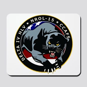 NROL-15 Program Mousepad