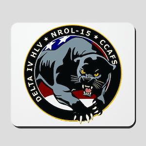 NROL-15 Program Mousepad