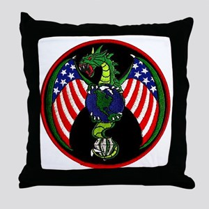 NROL-19 Program Throw Pillow