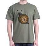Snail - Coloured T-Shirt