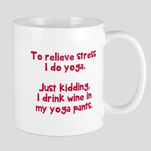 drink wine in Mug