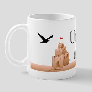 University of Sand Mug