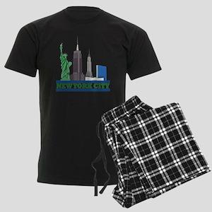 New York City Skyline Pajamas
