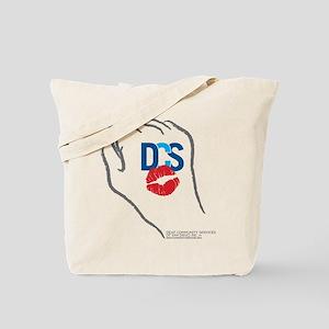 KissFist DCS Tote Bag