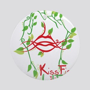 KissFist Life Ornament (Round)