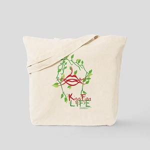 KissFist Life Tote Bag