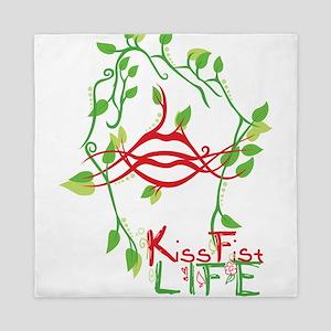 KissFist Life Queen Duvet