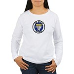 USS BAGLEY Women's Long Sleeve T-Shirt