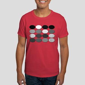 HD DVD Hex Gray Scale Code Dark T-Shirt