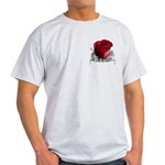 Red Rose Light T-Shirt