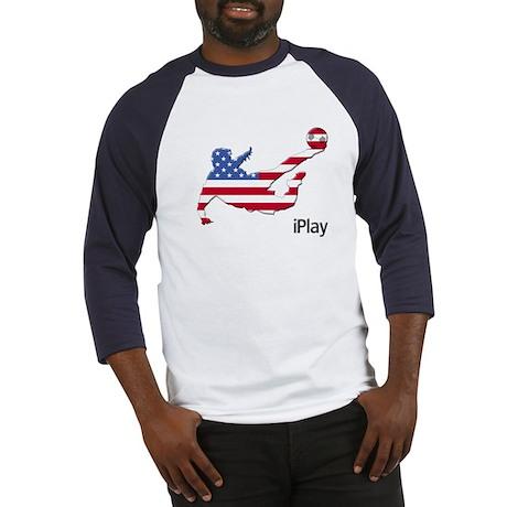 iPlay US Baseball Jersey