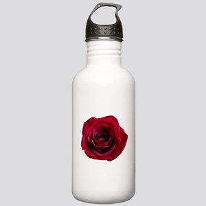 Red Rose Stainless Water Bottle 1.0L
