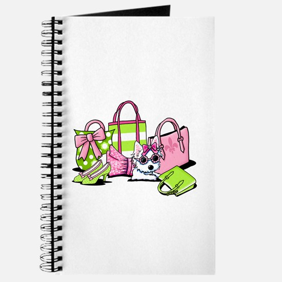 KiniArt Girlie Things Olivia Journal