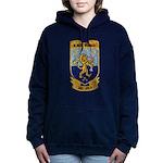 USS BARBEY Women's Hooded Sweatshirt