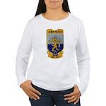 USS BARBEY Women's Long Sleeve T-Shirt