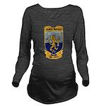 USS BARBEY Long Sleeve Maternity T-Shirt
