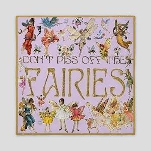 Fairies Queen Duvet