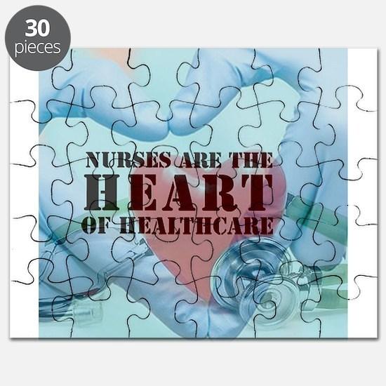 Nurses hearthealthcare Puzzle
