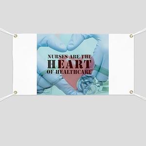 Nurses hearthealthcare Banner