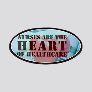 Nurses hearthealthcare Patches