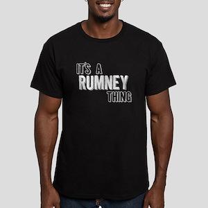 Its A Rumney Thing T-Shirt