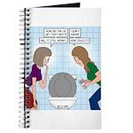 Toilet Seat Lid Dilemma Journal