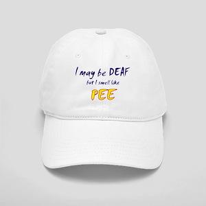 Deaf Pee Cap