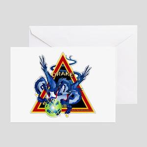 NROL-38 Program Logo Greeting Cards (Pk of 10)