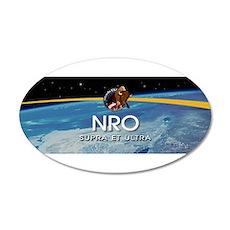 NROL-36 Program Logo Wall Decal
