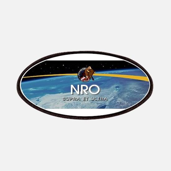 NROL-36 Program Logo Patches