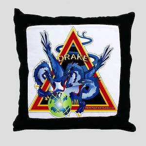 NROL-38 Program Logo Throw Pillow