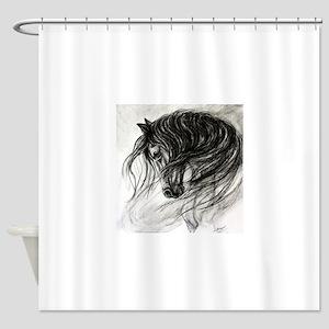 Mane Dance Shower Curtain