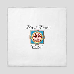 Men&Women United Queen Duvet