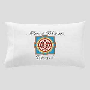 Men&Women United Pillow Case