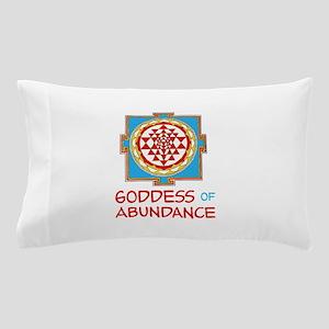Goddess Of ABUNDANCE Pillow Case