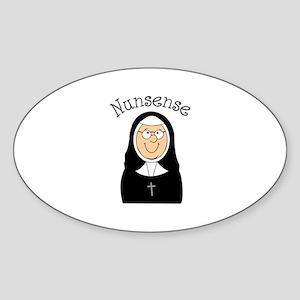 Nunsense Sticker