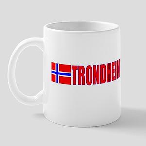 Trondheim, Norway Mug