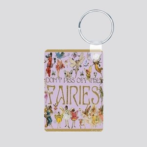Fairies Aluminum Photo Keychain Keychains