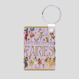 Fairies Aluminum Photo Keychain Keychains
