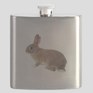 Fluffy Bunny Flask
