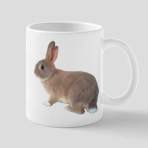 Fluffy Bunny Mug
