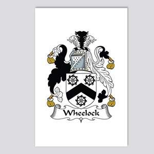 Wheelock Postcards (Package of 8)
