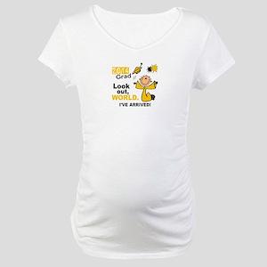 2014 Stick Grad 1.1 Gold Maternity T-Shirt