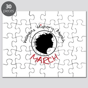 Women's History Month MARCH Puzzle