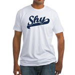 Shy Fitted T-Shirt