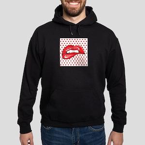 Pop Art Lips Hoodie