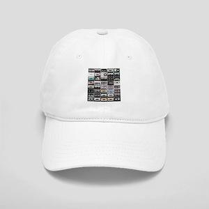 Cassette Tapes Baseball Cap